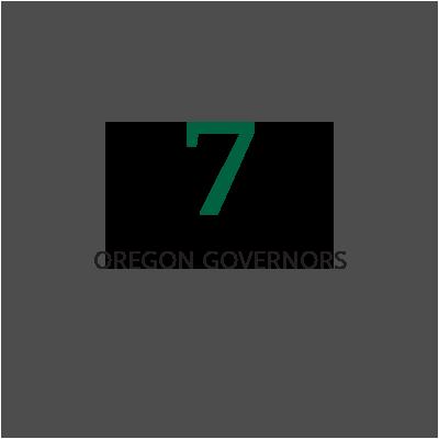 7 Oregon Governors