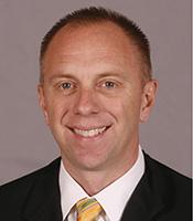 Director of Intercollegiate Athletics Rob Mullens